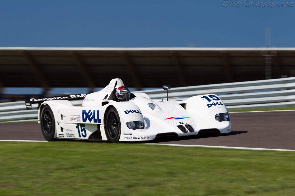 BMW V12 LMR - Chassis: 003/99 - Driver: Steve Soper  - 2015 Historic Grand Prix Zandvoort