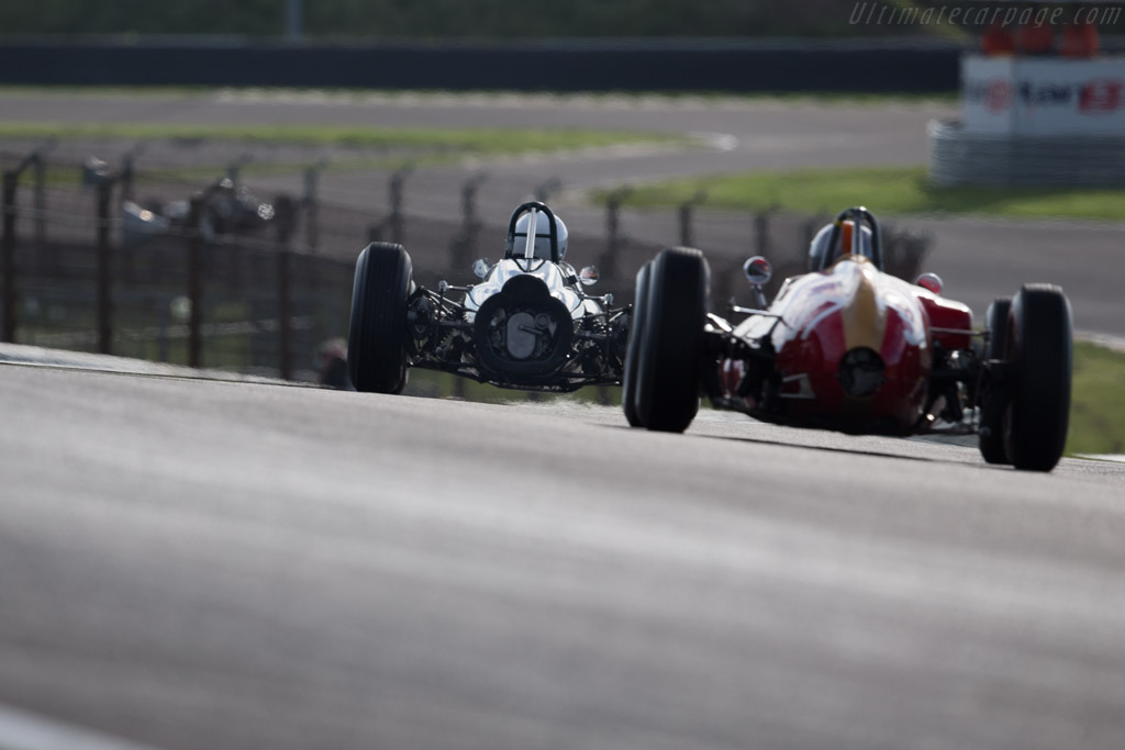 BRM P261 - Chassis: 2612 - Driver: Peter Mullen  - 2015 Historic Grand Prix Zandvoort