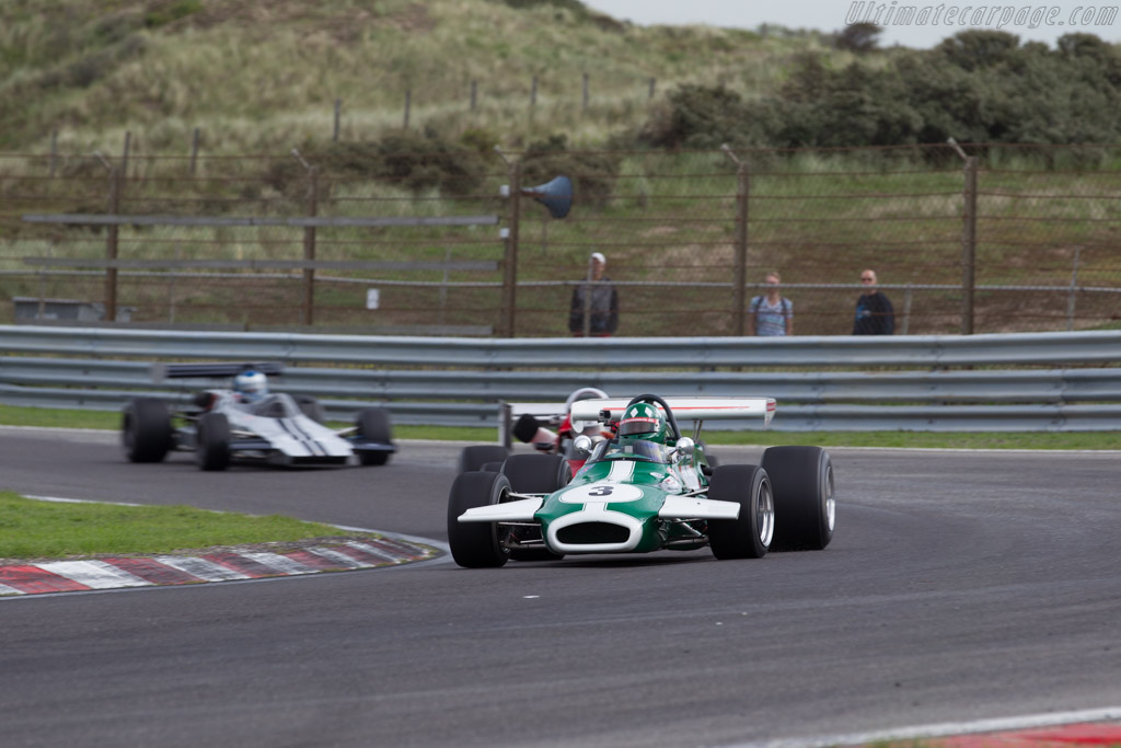 Brabham BT36 - Chassis: BT36-11 - Driver: Luciano Arnold  - 2015 Historic Grand Prix Zandvoort