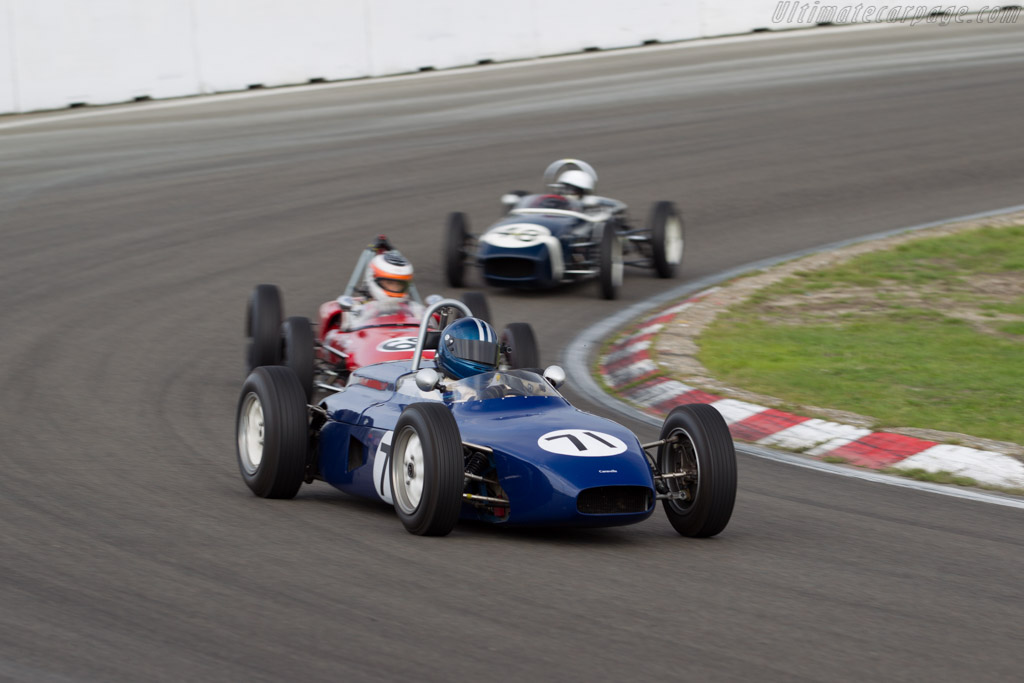 Caravelle Mk III - Chassis: 1 - Driver: James Hicks  - 2015 Historic Grand Prix Zandvoort