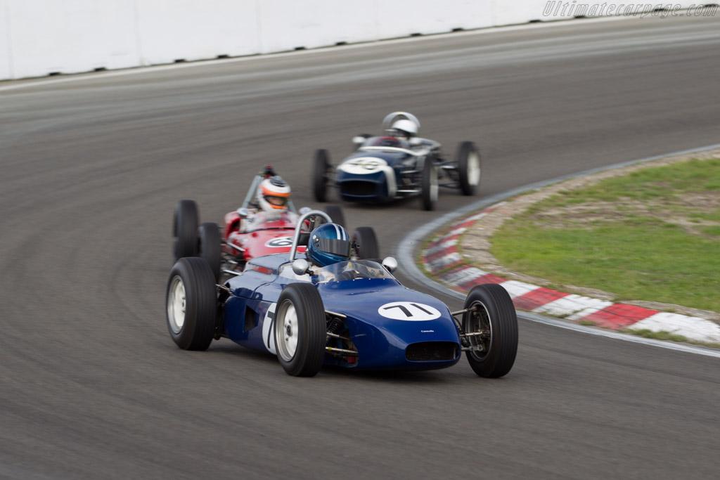 Caravelle Mk III - Chassis: 1 - Driver: James Hicks  - 2015 Historic Grand Prix Zandvoort