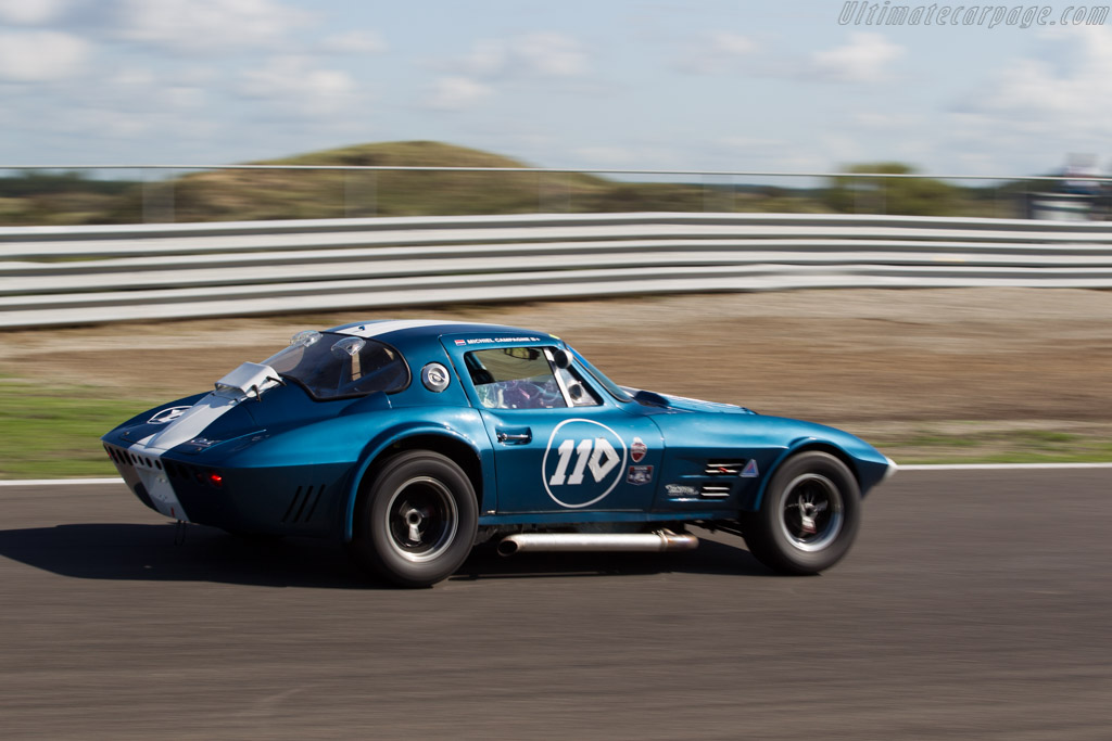 chevrolet corvette grand sport driver michiel campagne 2015 historic grand prix zandvoort. Black Bedroom Furniture Sets. Home Design Ideas