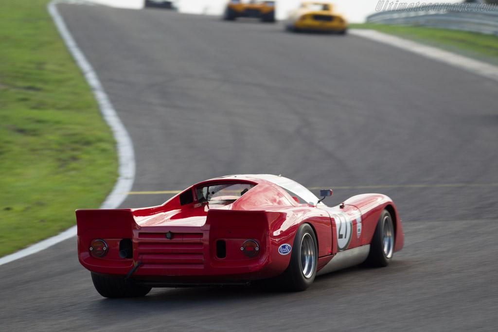 Chevron B16  - Driver: John Sheldon  - 2015 Historic Grand Prix Zandvoort