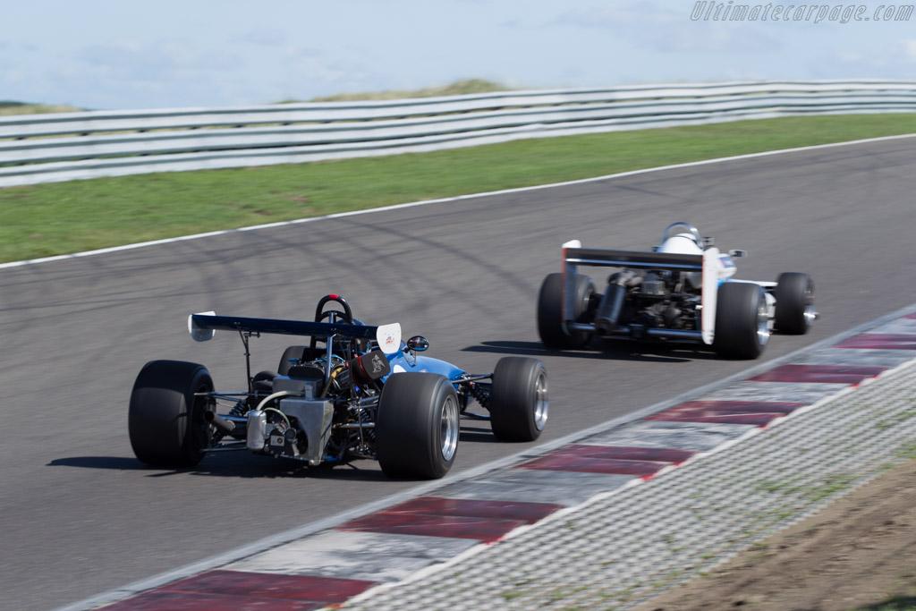 Chevron B17C - Chassis: F2-70-2 - Driver: Martin Bullock  - 2015 Historic Grand Prix Zandvoort
