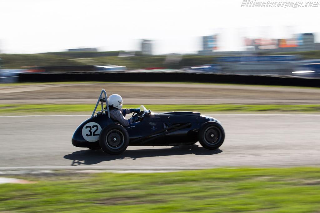 Cooper Bristol - Chassis: CMB9-53 - Driver: Guy Plante  - 2015 Historic Grand Prix Zandvoort