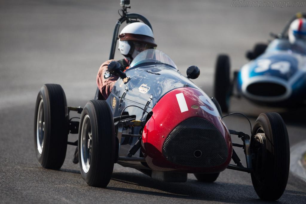 Cooper Bristol - Chassis: CMB3-53 - Driver: Paul Grist  - 2015 Historic Grand Prix Zandvoort