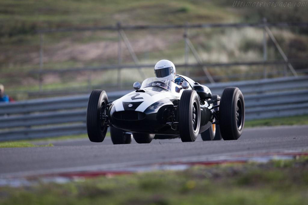 Cooper T45/51 Climax - Chassis: F2-23A-58 - Driver: Rod Jolley  - 2015 Historic Grand Prix Zandvoort