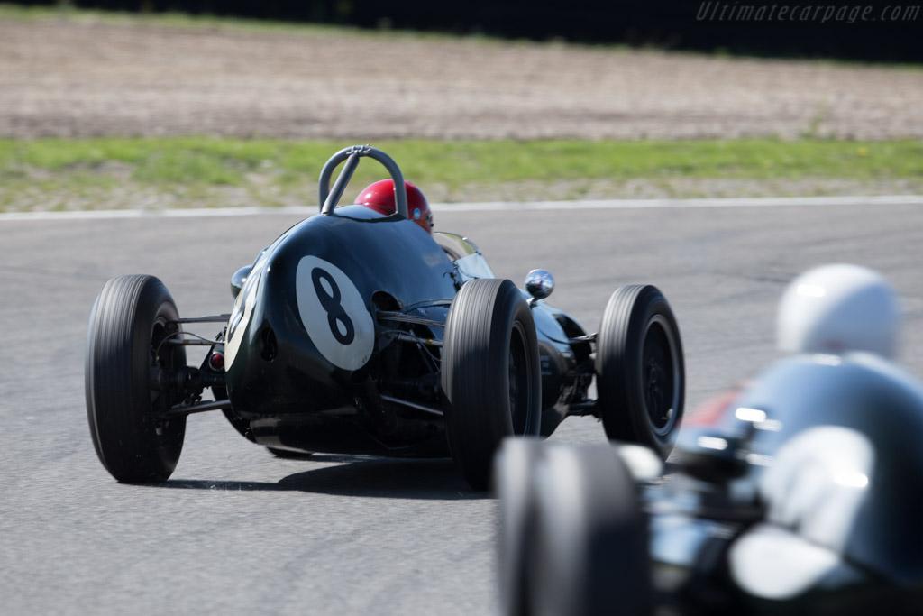 Cooper T45 Climax  - Driver: Tony Ditheridge  - 2015 Historic Grand Prix Zandvoort