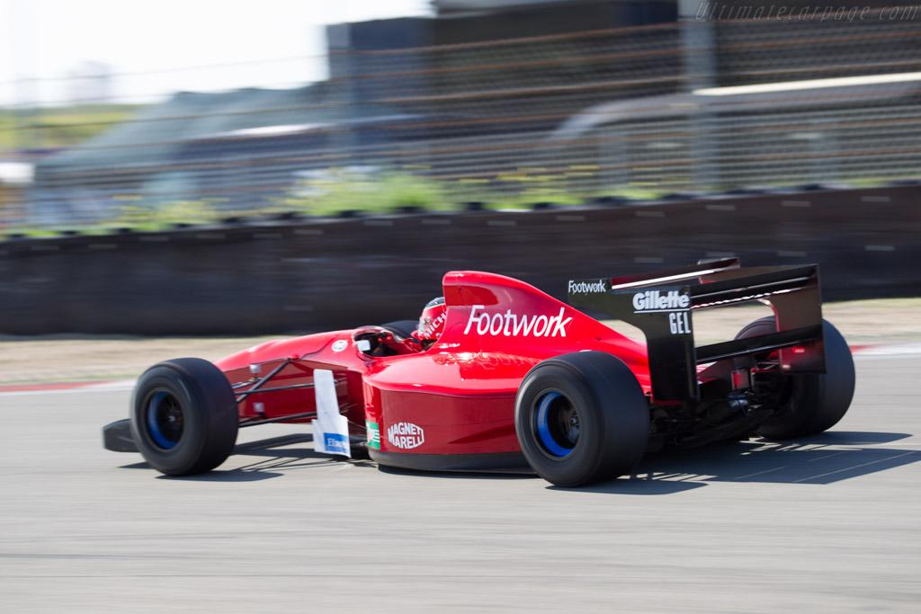 Footwork Arrows FA15 - Chassis: FA15/03   - 2015 Historic Grand Prix Zandvoort
