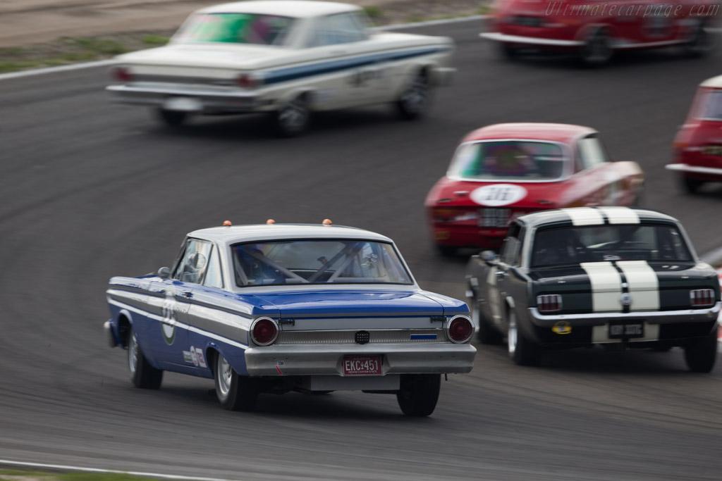 Ford Falcon - Chassis: 4R13F118698 - Driver: David Huxley  - 2015 Historic Grand Prix Zandvoort