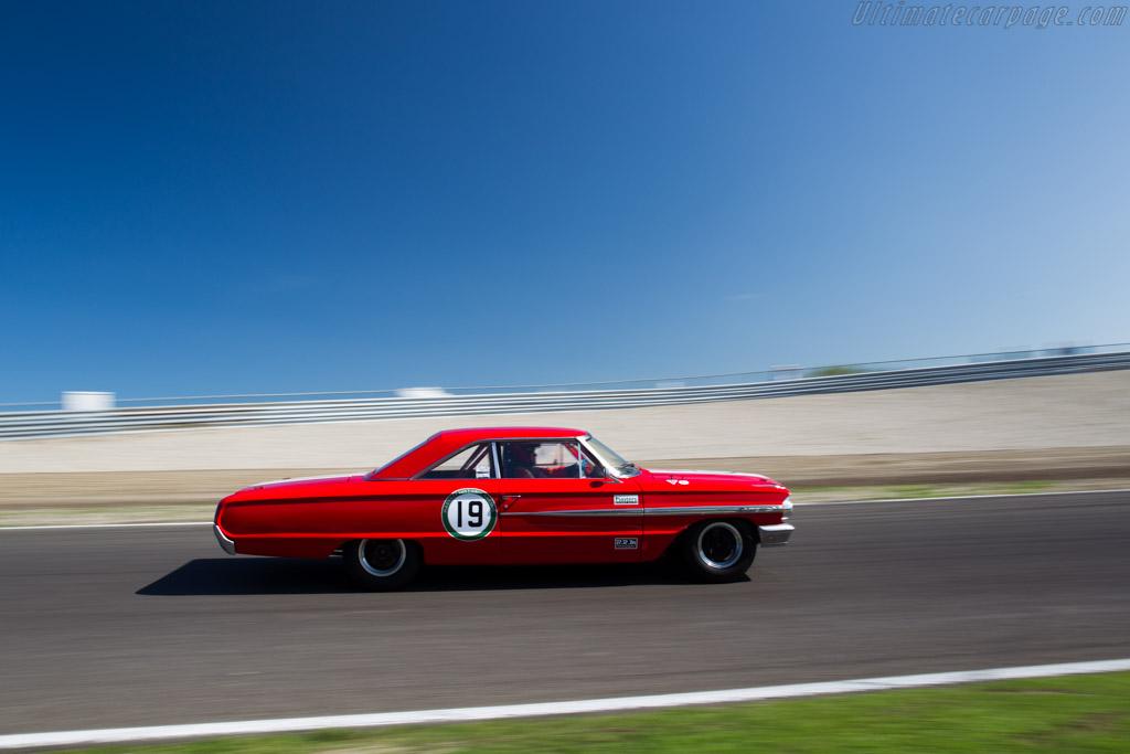 Ford Galaxie  - Driver: David Hathaway  - 2015 Historic Grand Prix Zandvoort