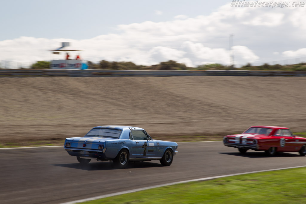 ford mustang driver armand adriaans 2015 historic grand prix zandvoort. Black Bedroom Furniture Sets. Home Design Ideas