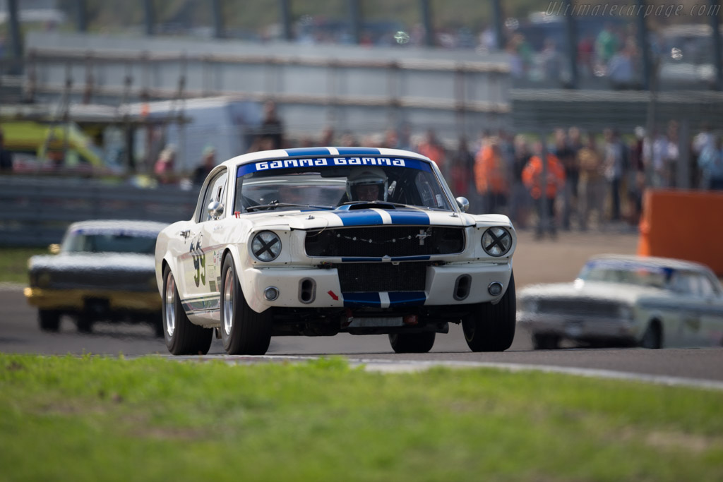 Ford Shelby Mustang GT350 - Chassis: SFM5S177 - Driver: Michiel Smits  - 2015 Historic Grand Prix Zandvoort