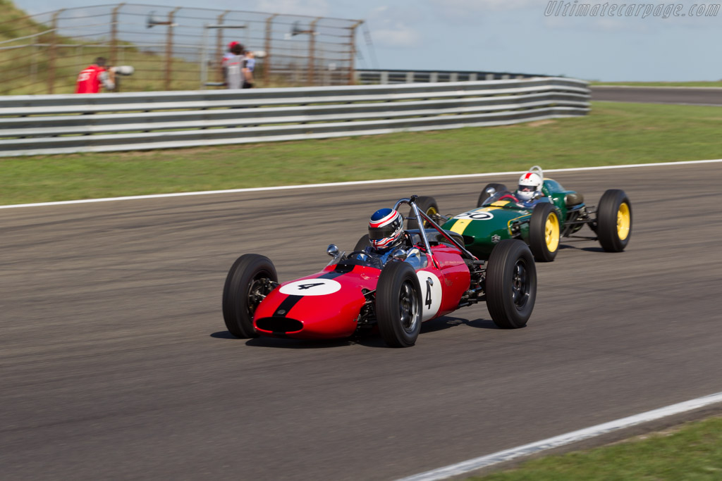 LDS 03 CLimax - Chassis: 03 - Driver: Andrew Beaumont  - 2015 Historic Grand Prix Zandvoort