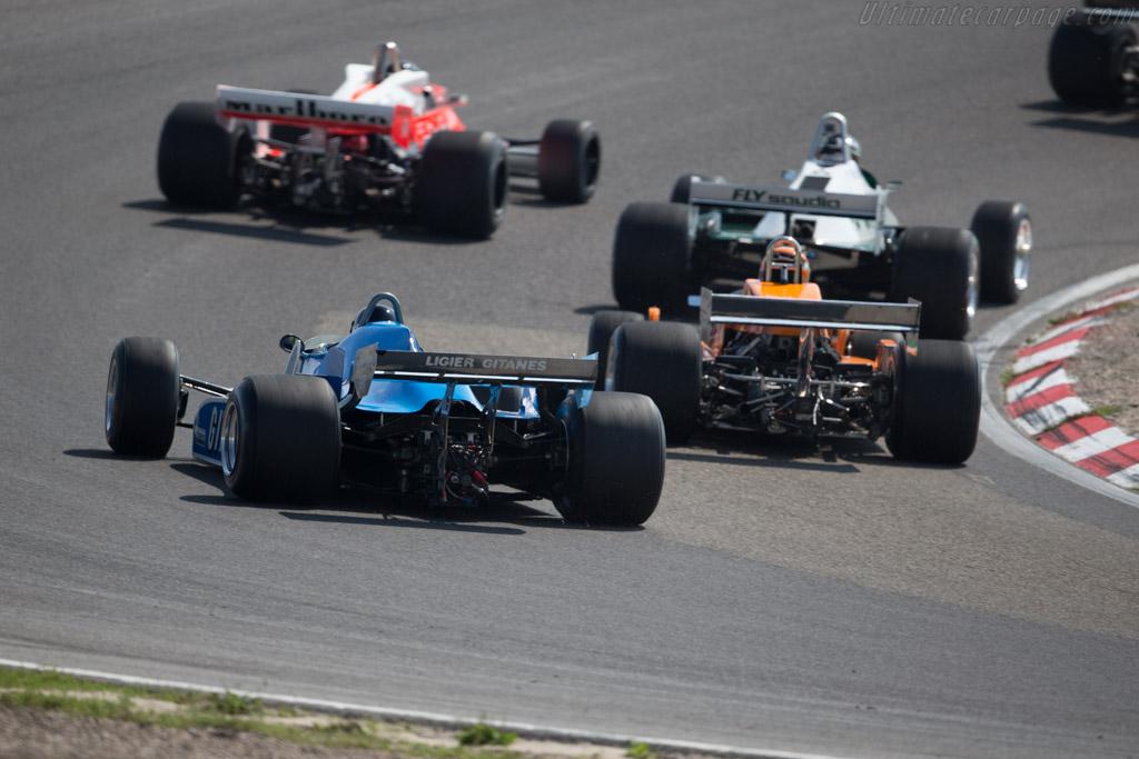 Ligier JS11 Cosworth - Chassis: JS11/04 - Driver: Mr John of B.  - 2015 Historic Grand Prix Zandvoort