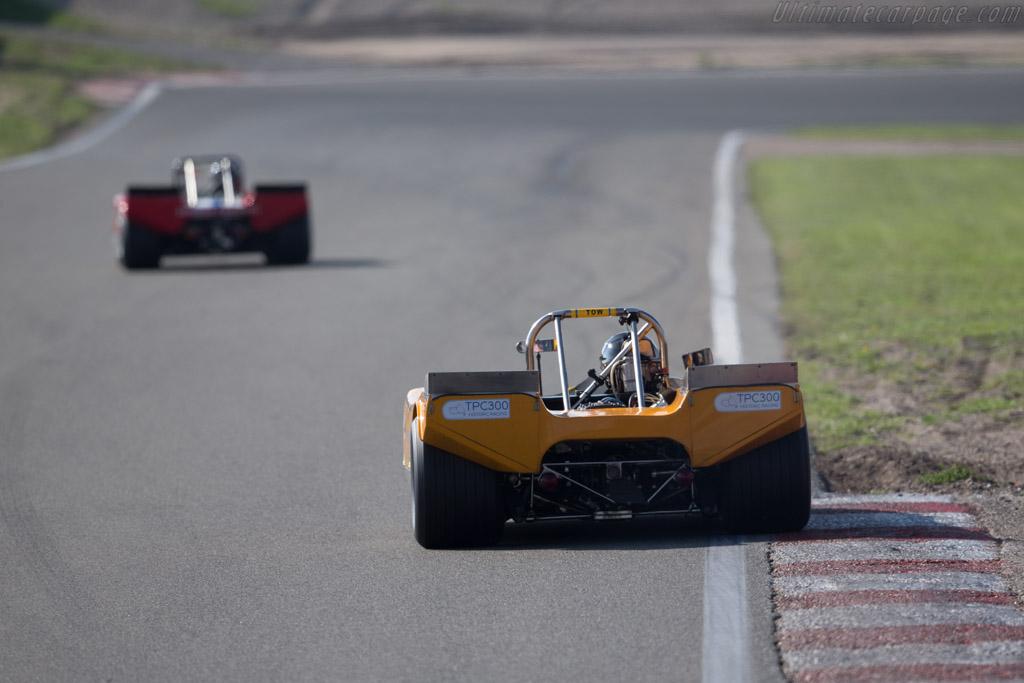 Lola T210 - Chassis: SL210/14 - Driver: Frank Jacob  - 2015 Historic Grand Prix Zandvoort