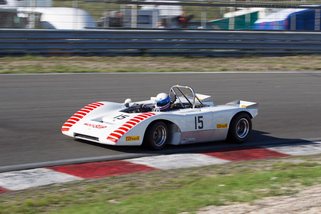 Lola T210 - Chassis: SL210/07 - Driver: Mark Piercy / Martin Stretton  - 2015 Historic Grand Prix Zandvoort