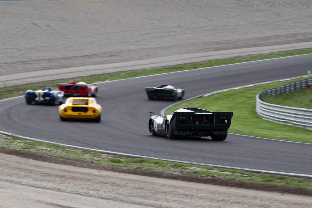 Lola T70 Mk3B Chevrolet  - Driver: Jason Wright  - 2015 Historic Grand Prix Zandvoort