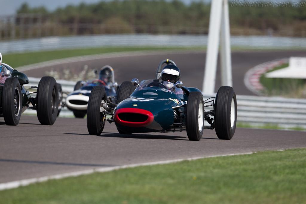 Lotus 18/21 Climax - Chassis: P2 - Driver: Erik Staes  - 2015 Historic Grand Prix Zandvoort