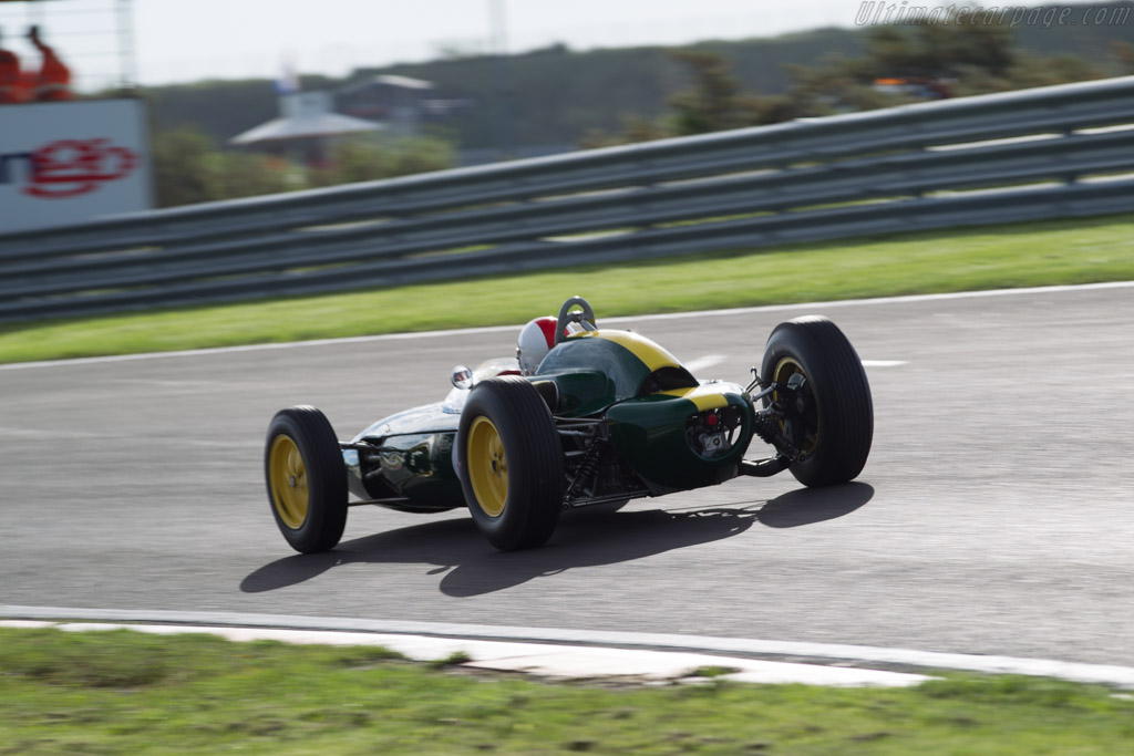 Lotus 24 Climax - Chassis: 950 - Driver: Peter Studer  - 2015 Historic Grand Prix Zandvoort