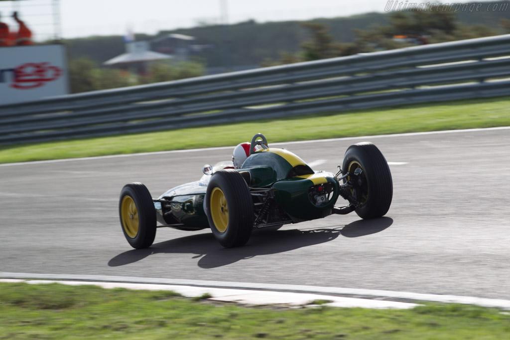 Lotus 24 Climax - Chassis: 950 - Driver: Peter Studer  - 2015 Historic Grand Prix Zandvoort