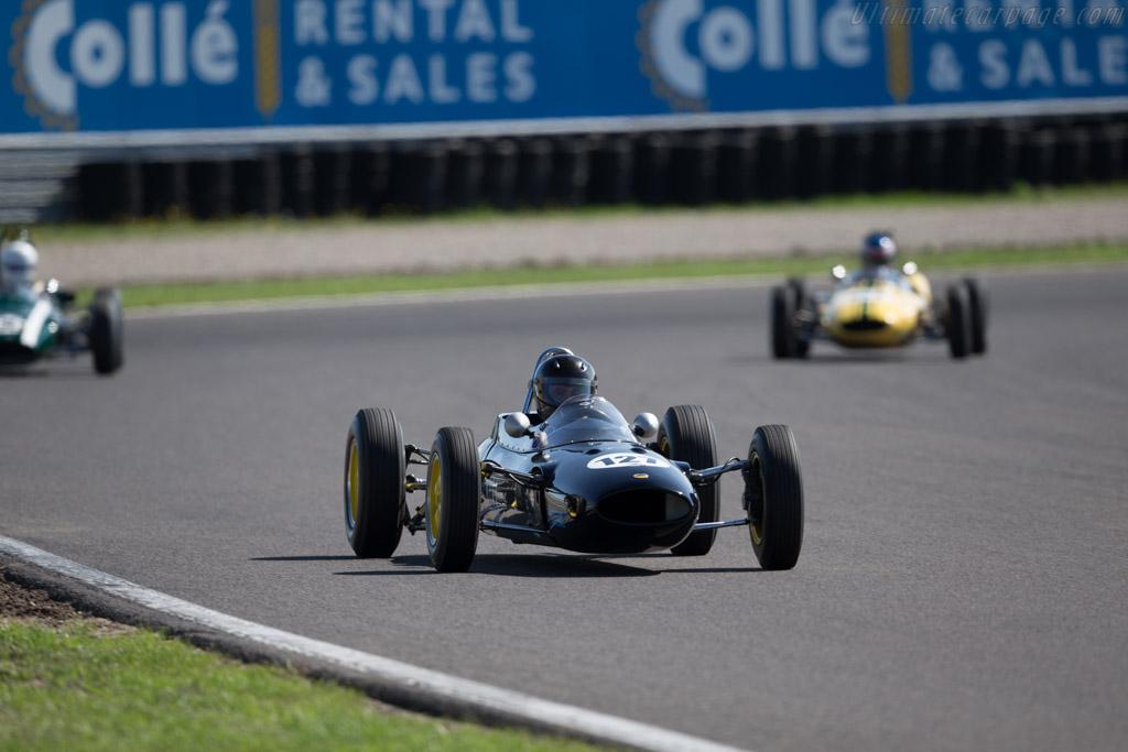 Lotus 27  - Driver: Martin Bullock  - 2015 Historic Grand Prix Zandvoort