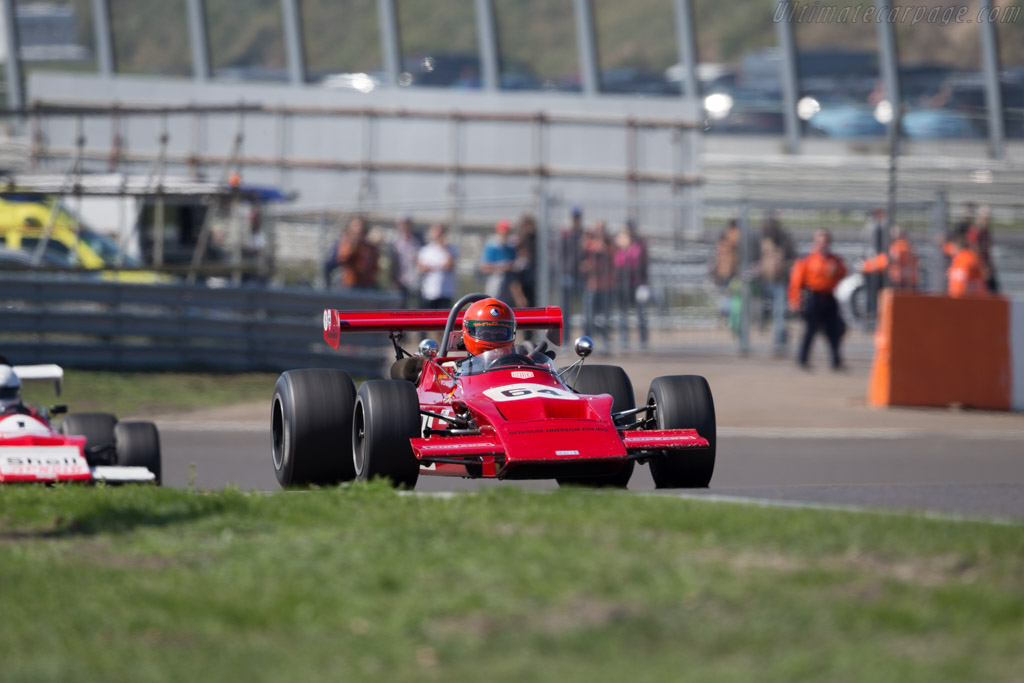 March 712 - Chassis: 712-24 - Driver: James King  - 2015 Historic Grand Prix Zandvoort