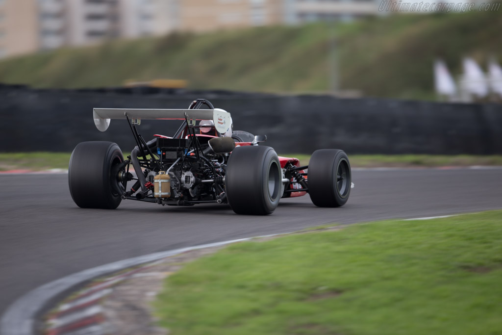 March 712M - Chassis: 712-11 - Driver: Robert Simac  - 2015 Historic Grand Prix Zandvoort