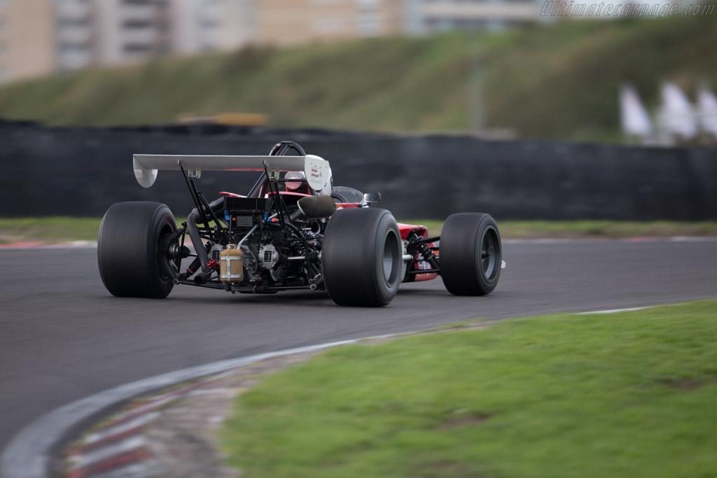 March 712M - Chassis: 712-11 - Driver: Robert Simac  - 2015 Historic Grand Prix Zandvoort