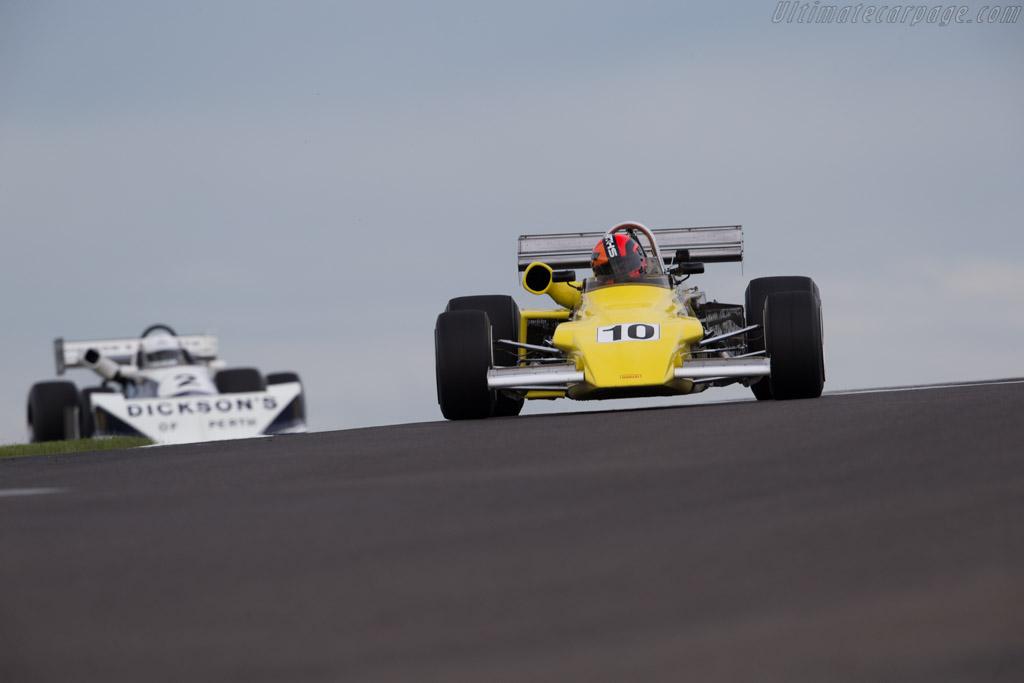 March 722 - Chassis: 722-18 - Driver: Darwin Smith  - 2015 Historic Grand Prix Zandvoort
