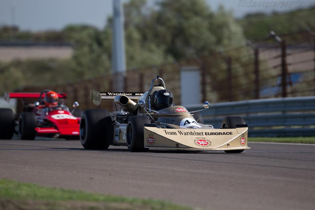 March 752 - Chassis: 752-11 - Driver: Philip Hall  - 2015 Historic Grand Prix Zandvoort