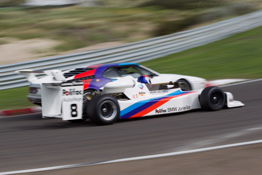 March 782 BMW - Chassis: 782-S1 - Driver: Jan Lammers  - 2015 Historic Grand Prix Zandvoort