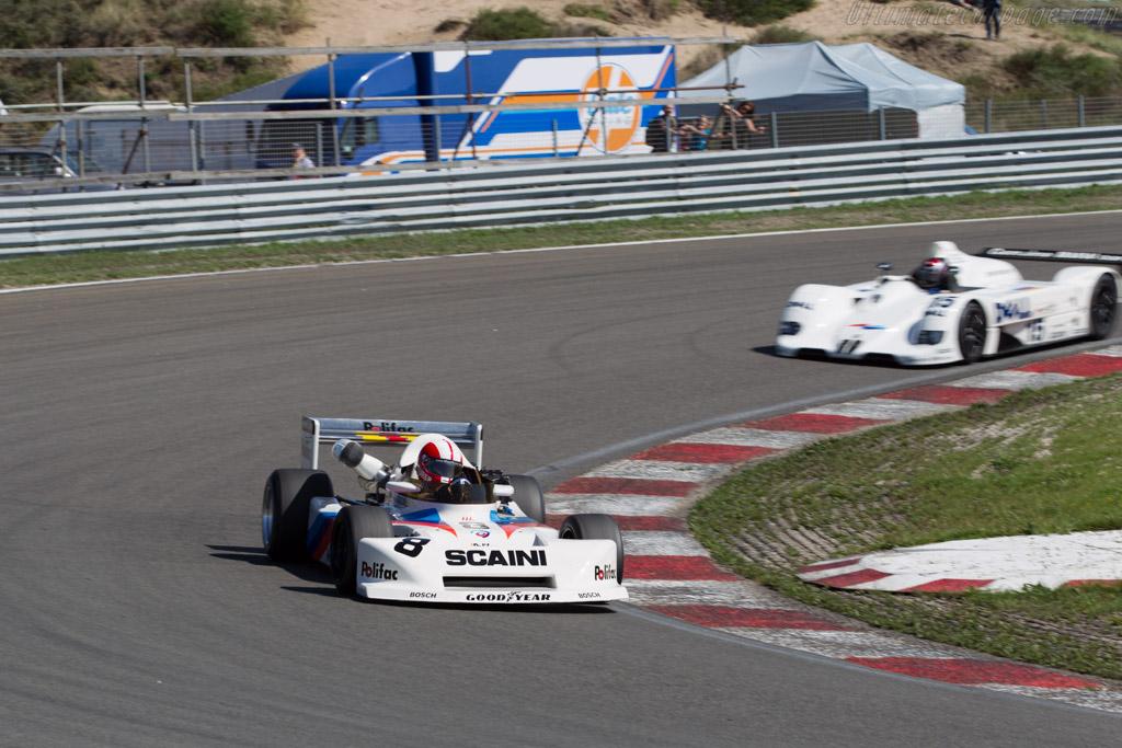 March 782 BMW - Chassis: 782-S1 - Driver: Marc Surer  - 2015 Historic Grand Prix Zandvoort