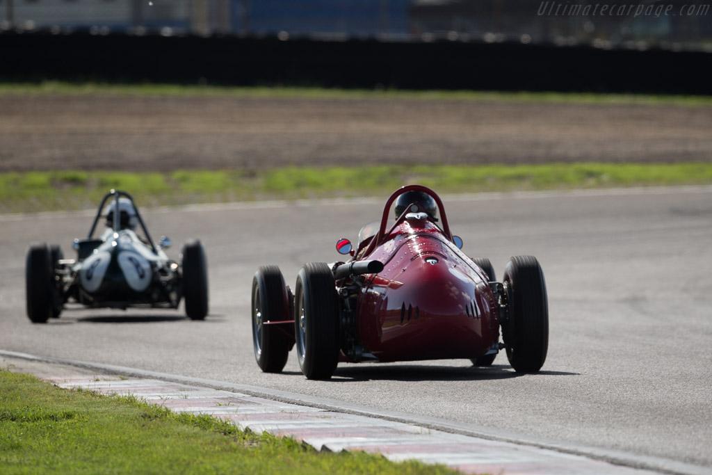 Maserati 250F - Chassis: 2522 - Driver: Christian Dumolin  - 2015 Historic Grand Prix Zandvoort