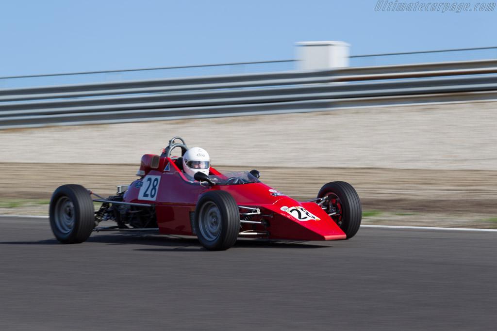 PRS RH02  - Driver: Jan Steenhart  - 2015 Historic Grand Prix Zandvoort