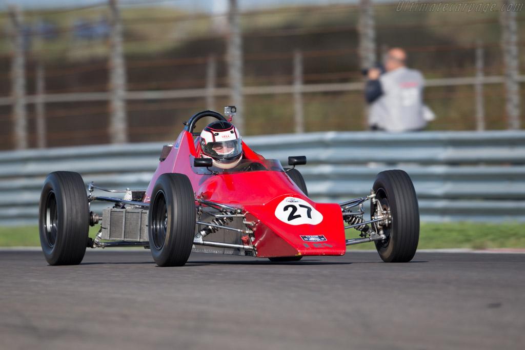PRS RH02  - Driver: Chris Wittingham  - 2015 Historic Grand Prix Zandvoort