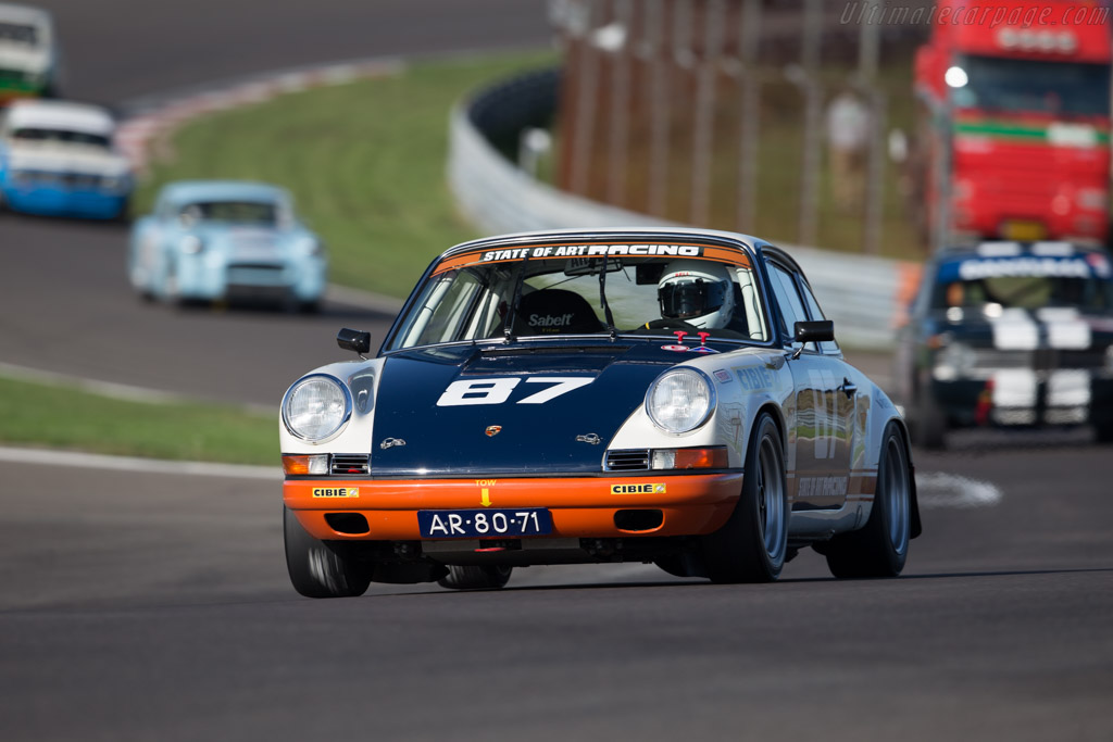 Porsche 911    - 2015 Historic Grand Prix Zandvoort