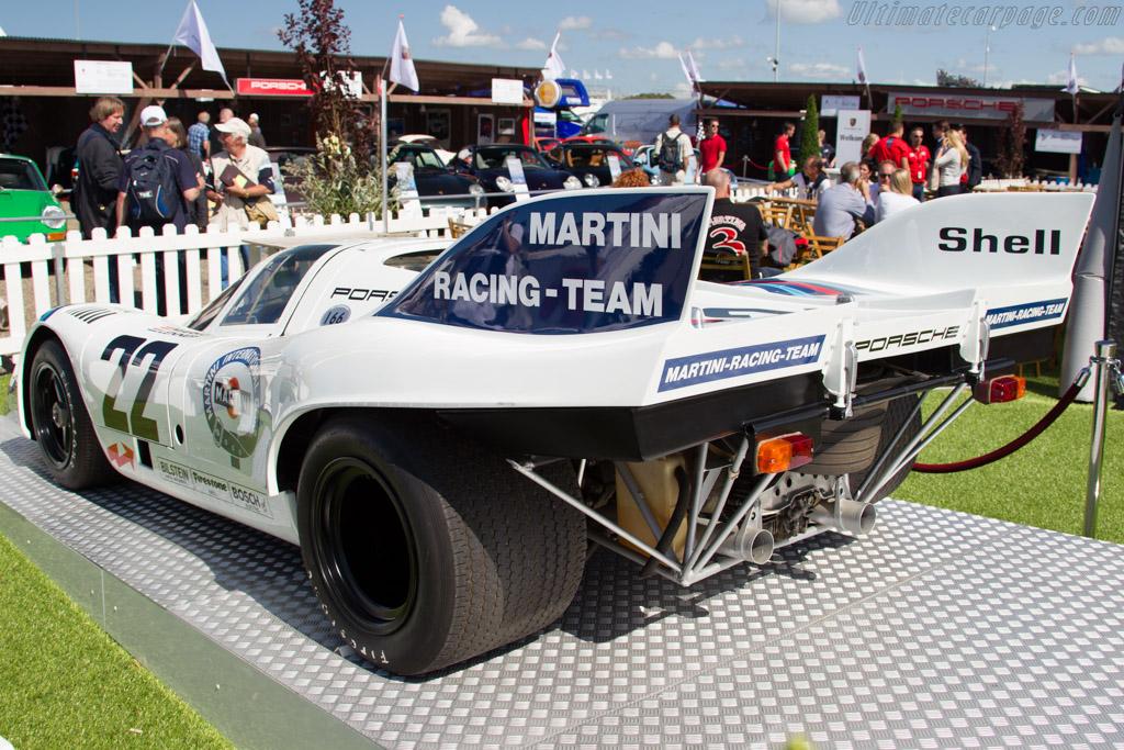 Porsche 917K - Chassis: 917-053   - 2015 Historic Grand Prix Zandvoort