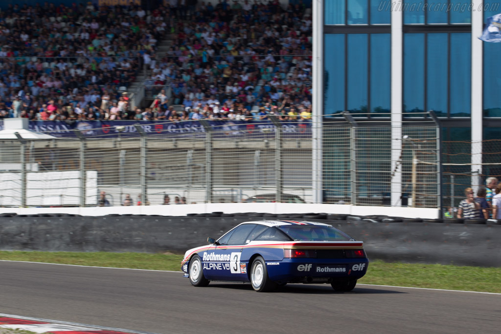 Renault-Alpine V6 Turbo Cup    - 2015 Historic Grand Prix Zandvoort
