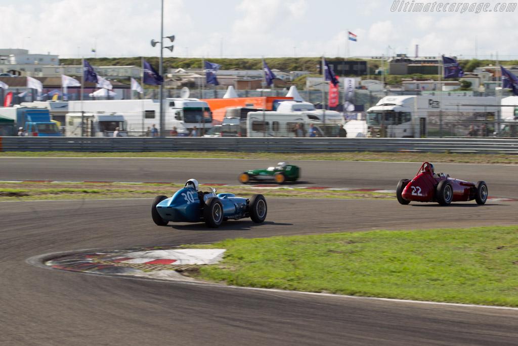 Scarab F1 Offenhauser - Chassis: 003 - Driver: Julian Bronson  - 2015 Historic Grand Prix Zandvoort