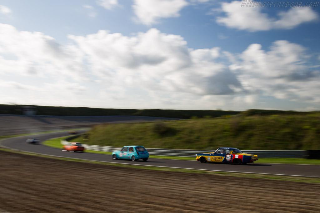 Studebaker Commander  - Driver: Geert Boels  - 2015 Historic Grand Prix Zandvoort