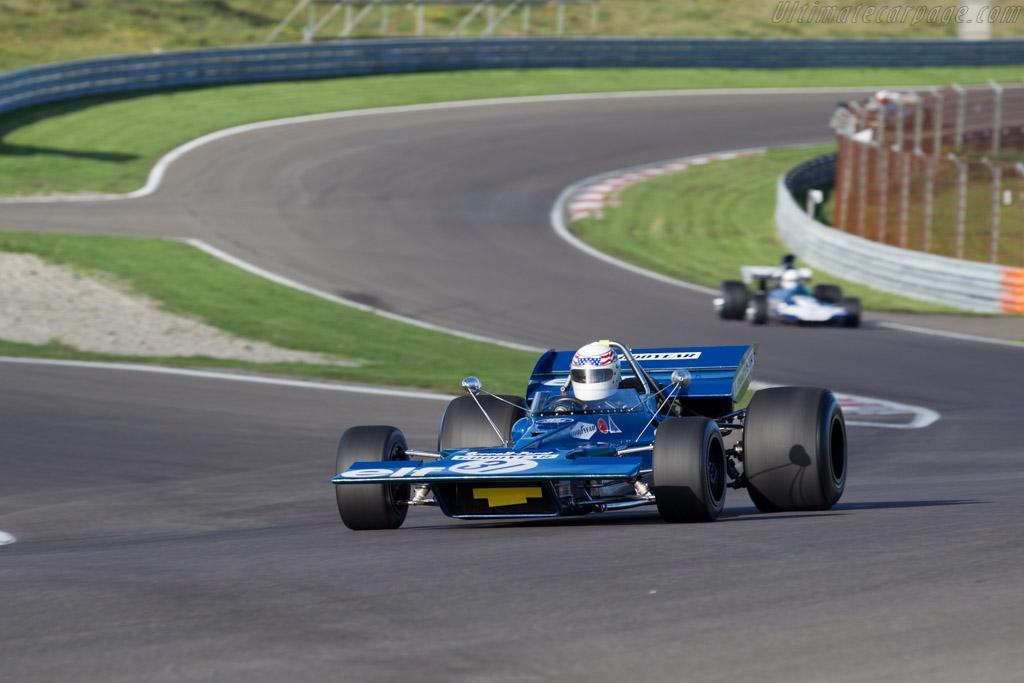 Tyrrell 001 Cosworth - Chassis: 001 - Driver: John Delane  - 2015 Historic Grand Prix Zandvoort