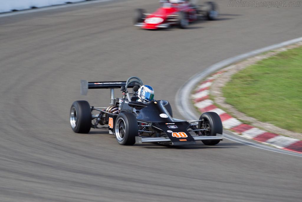 Van Diemen RF78  - Driver: Carly Meskes  - 2015 Historic Grand Prix Zandvoort