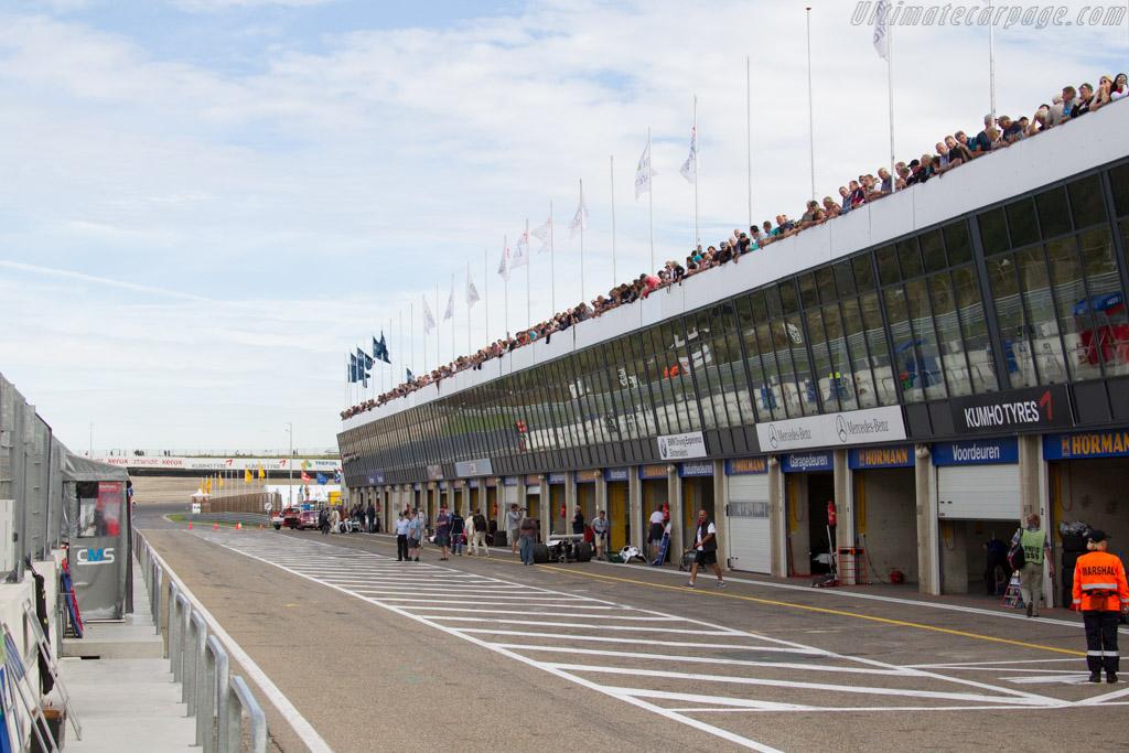 Welcome to Zandvoort    - 2015 Historic Grand Prix Zandvoort