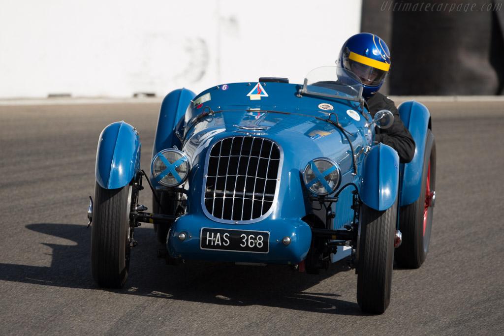 Alta Sports  - Driver: Sam Stretton  - 2016 Historic Grand Prix Zandvoort