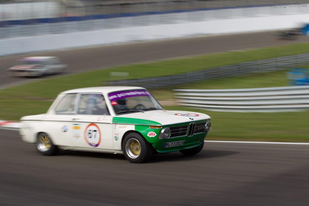 BMW 1602 - Chassis: 1890715 - Driver: Cosmas Asam  - 2016 Historic Grand Prix Zandvoort