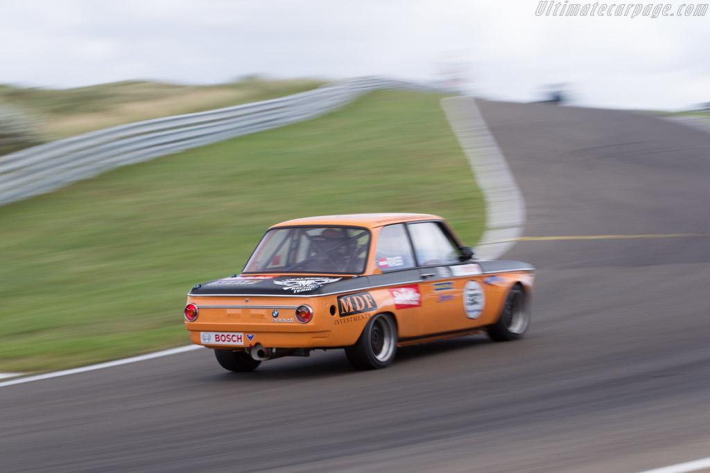 BMW 2002  - Driver: Matthaus Rass  - 2016 Historic Grand Prix Zandvoort