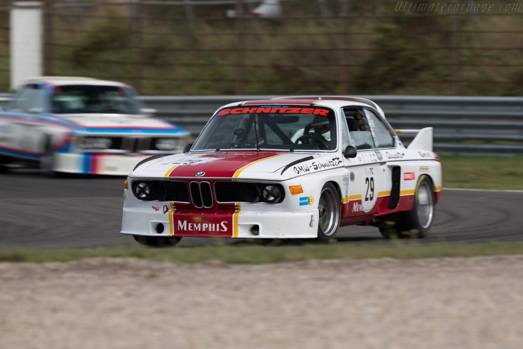 BMW 3.0 CSL  - Driver: Dieter Togel  - 2016 Historic Grand Prix Zandvoort