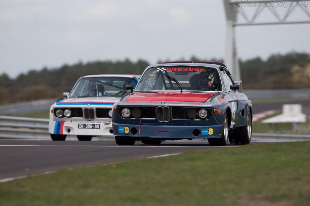 BMW 3.0 CSL - Chassis: 2210270 - Driver: Oliver Hancock  - 2016 Historic Grand Prix Zandvoort