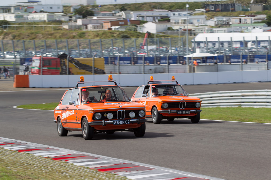 BMW Rescue    - 2016 Historic Grand Prix Zandvoort